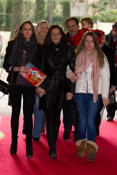 Image detail for -Princess Stephanie and her daughters Pauline Ducruet ,Camille ...