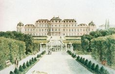 Hitler's Drawings and Watercolors ~ Blog of an Art Admirer