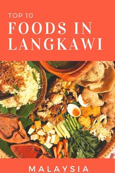 Looking for a list of must eat dishes in Langkawi? Check out our Langkawi must eat list! Malaysia Travel, Asia Travel, Food Travel, Good Food, Yummy Food, Malaysian Food, Great Restaurants, Foods To Eat, Food Hacks