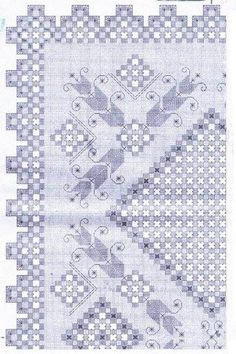 Hardanger Embroidery, Learn Embroidery, Hand Embroidery Stitches, Embroidery Designs, Drawn Thread, Bargello, Bobbin Lace, Needlework, Diy And Crafts