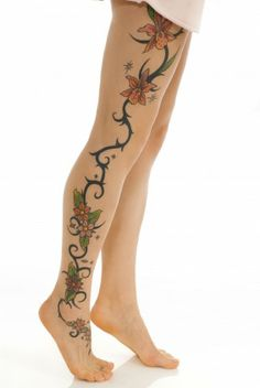 If you're a women and just got a new tattoo on the leg, you're probably going to ask yourself if you can shave.