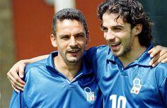 Roberto Baggio  Alessandro Del Piero