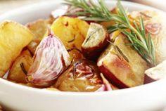 Mix de batatas  Gastronomia e Receitas - Yahoo Mulher