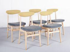 krzesła Hałas po renowacji  Retrohouse poznań