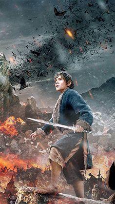 Bilbo Baggins, The Hobbit.