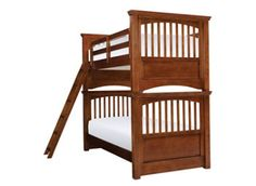 Chace Twin Over Twin Bunk Bed With Storage