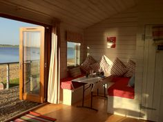 I'd love a beach hut when I'm older.