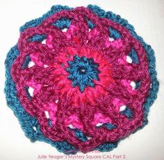Crochet between worlds: Sophie's Universe Update! Plus, a brand new CAL