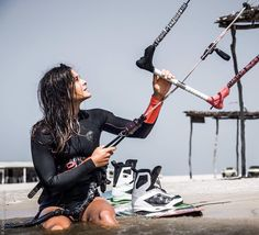 Girls Gallery - Training and Dedication | KiteSista | http://www.kitesista.com/girls-gallery-training-dedication/