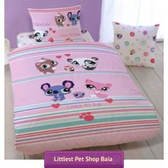 Pościel Littlest Pet Shop Baia
