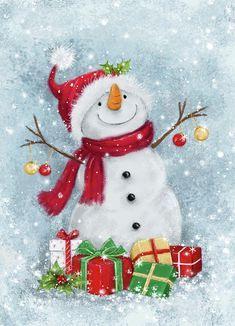 Christmas Card Images, Merry Christmas Card, Christmas Scenes, Christmas Clipart, Vintage Christmas Cards, Christmas Pictures, Christmas Snowman, Christmas Rock, Christmas Holidays