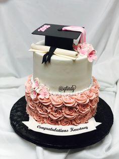 Graduation, Birthday Cake, Desserts, Food, Tailgate Desserts, Birthday Cakes, Deserts, Essen, Moving On