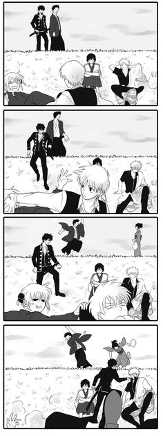 Ships on sail. Fun Comics, Manga Comics, Manado, Otaku Anime, Anime Art, Gintama Funny, Gintama Wallpaper, Gekkan Shoujo, Okikagu