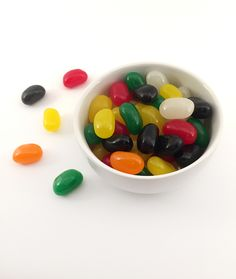 Pick up a bag of jerky and some jelly beans for a great study snack.