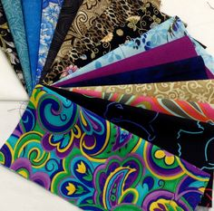 Check out our great difference fabrics the Relax Wraps come in!