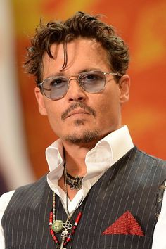 Johnny Depp Responds To Divorce Filing http://ift.tt/1P3qiy2 #BritishVogue #Fashion