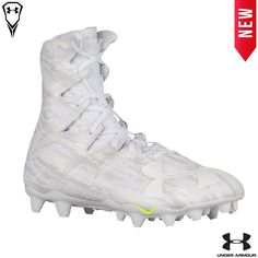 under armour highlight mc all white