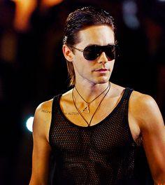 Jared Leto. :)