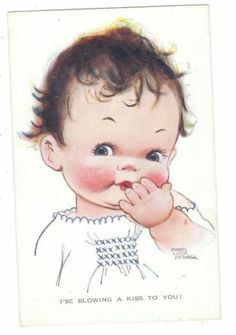 MABEL LUCIE ATTWELL postcard c.1930s | eBay...CUTIE ***!!""""""