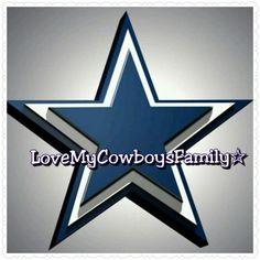 I LOVE MY COWBOYS----FAN 4 LIFE!!!!