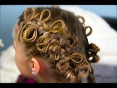 The Bow Braid | Popular Hairstyles | Cute Girls Hairstyles