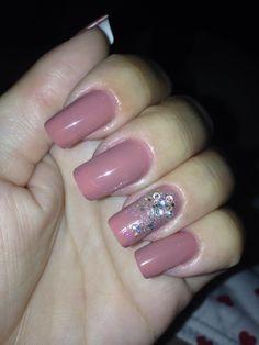 Nails. Mavala - Velvet 396