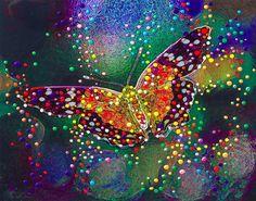 Butterfly Transformation - Release your inner beauty ~ Julia Watkins