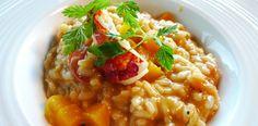 Lobster Risotto - An easy Italian seafood recipe - ItalianHomeRecipes.com