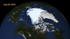 Arctic Ice Melt Could Mean More Extreme Winters for US and Europe