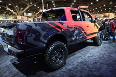 Fabtech's 2015 Ford F-150 XLT SuperCrew - Ford Trucks