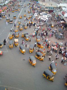 Hyderabad - Tuk Tuk