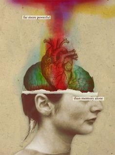 Parafrasando... Nelle donne tutto è testa. Anche il cuore.