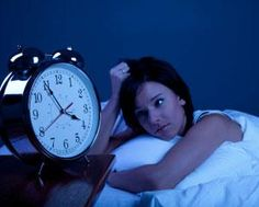 Study found brain wiring differences in insomniacs.