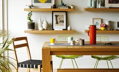 Eclectic and Colorful Look   House Tour: Eclectic Family Home - House Tour | Wayfair