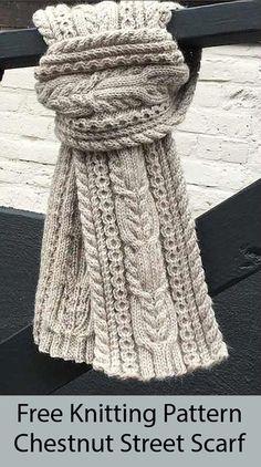 Knitting Stitches, Knitting Patterns Free, Knit Patterns, Free Knitting, Knit Scarves Patterns Free, Knitting Scarves, Sock Knitting, Knitting Machine, Knitting Charts
