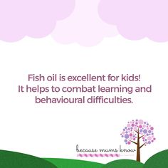 Join our community of real mums at Becausemumsknow: www.becausemumsknow.com.au www.facebook.com/becausemumsknow     #Supplements #FishOil #Health #Mums