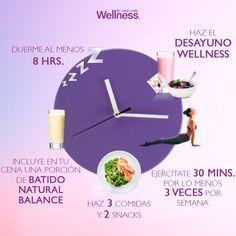 ¡Una rutina #WellnessByOriflame que te mantendrá en forma!