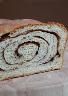 How to Make Cinnamon Swirl Bread {step-by-step instructions and photos}