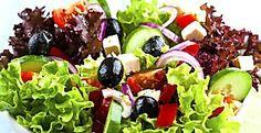 7 receitas de saladas light