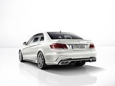 Mercedes-Benz E-Class,E 63 AMG S 4MATIC, model year 2013