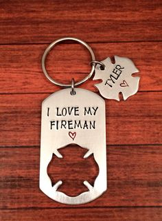 Hey, I found this really awesome Etsy listing at https://www.etsy.com/listing/201860623/i-love-my-fireman-personalized-with