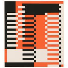 View MMA - Pillars from Homage to the Square by Josef Albers on artnet. Browse upcoming and past auction lots by Josef Albers. Josef Albers, Anni Albers, Black Mountain College, Hard Edge Painting, Framed Words, Arches Paper, Sand Art, See Images, Mondrian