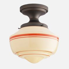 Westmont Surface Mount Light Fixture | Schoolhouse Electric  Supply Co. Backroom Light?