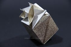 ORIGAMI-TIME.: Origami cajas-boxes.