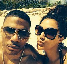 Nelly & Shantel Jackson