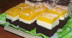 fanta szelet Cheesecake, Food And Drink, Candy, Cheesecake Cake, Cheesecakes, Cheesecake Bars