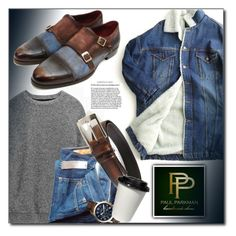 """""""PAULPARKMAN.com"""" by monmondefou ❤ liked on Polyvore featuring ssongbyssong, J.Crew, FOSSIL, women's clothing, women's fashion, women, female, woman, misses and juniors"""