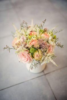 svatební květina - realizace Jedinečná svatba
