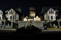Ohio State Reformatory, also known as Mansfield Reformatory