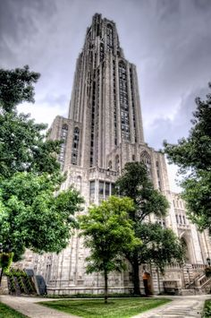 University of Pittsburgh, Cathedral of Learning